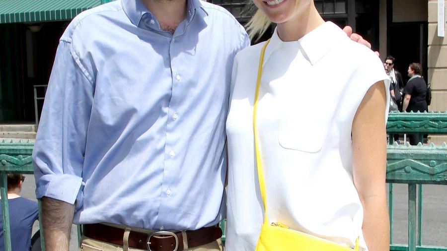 Julien Frydman and Gwyneth Paltrow at Paris Photo Los Angeles