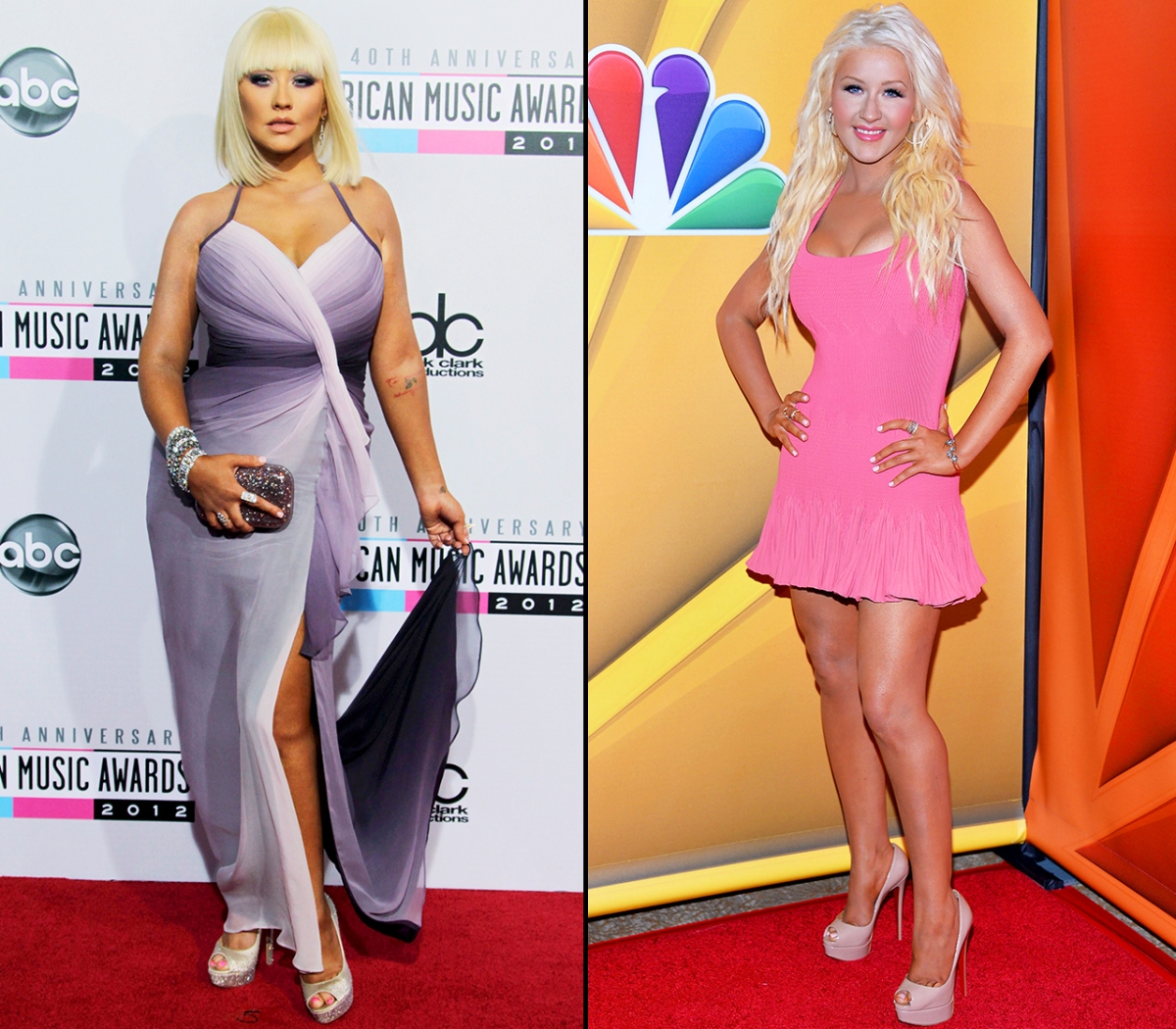Celebrities' Weight Loss and Transformations: Before and