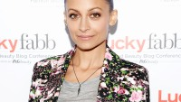 Nicole Richie attends an event on April 4, 2014