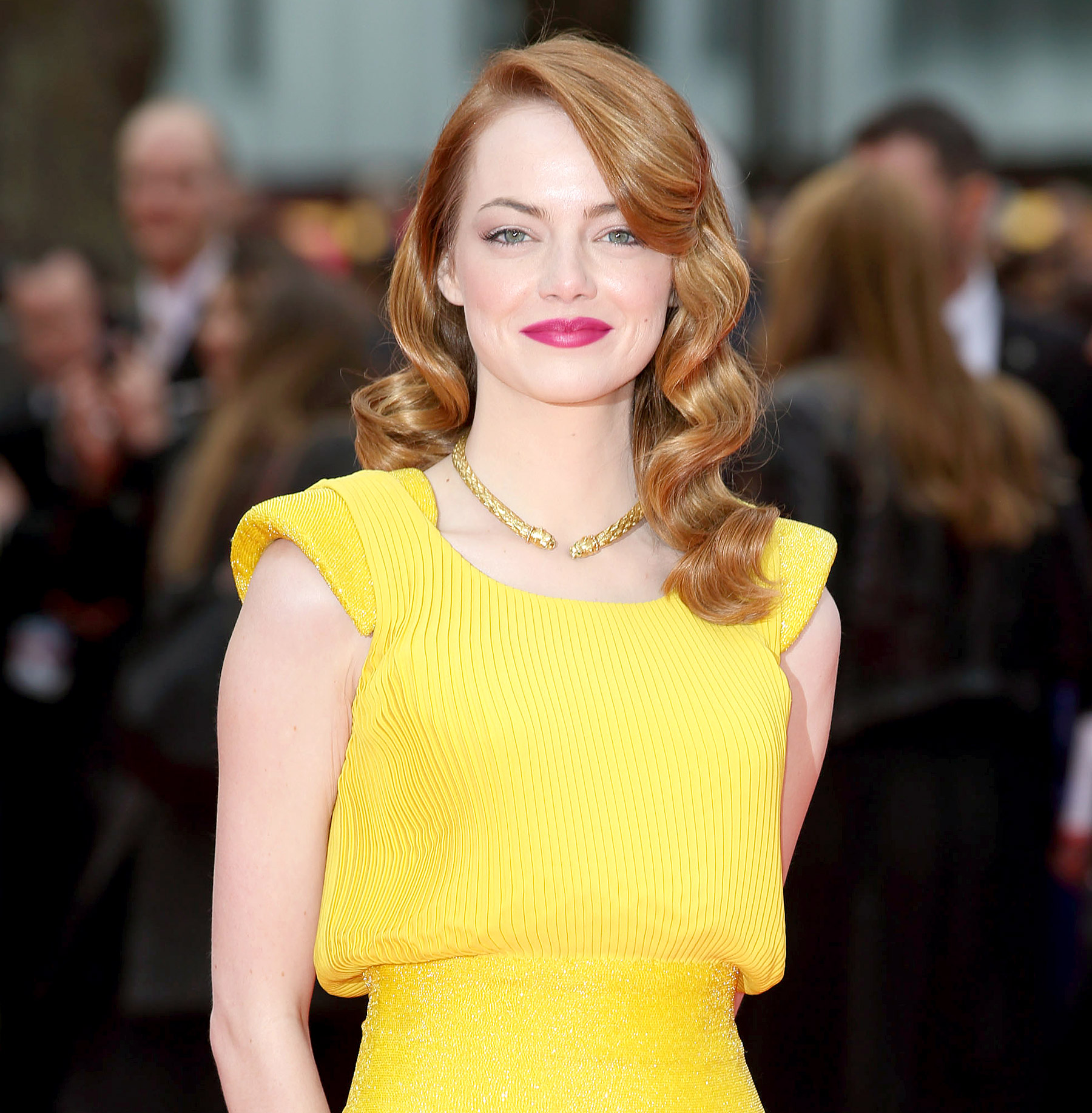 Emma Stone: Keeping Weight on is a Struggle ForMe' picture