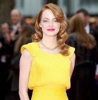 """Emma Stone at the World Premiere of """"The Amazing Spider-Man 2"""""""