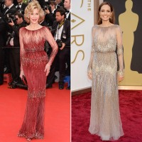 Jane Fonda and Angelina Jolie
