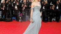 Naomi Watts slays the red carpet in a Marchesa gown at Cannes 2014