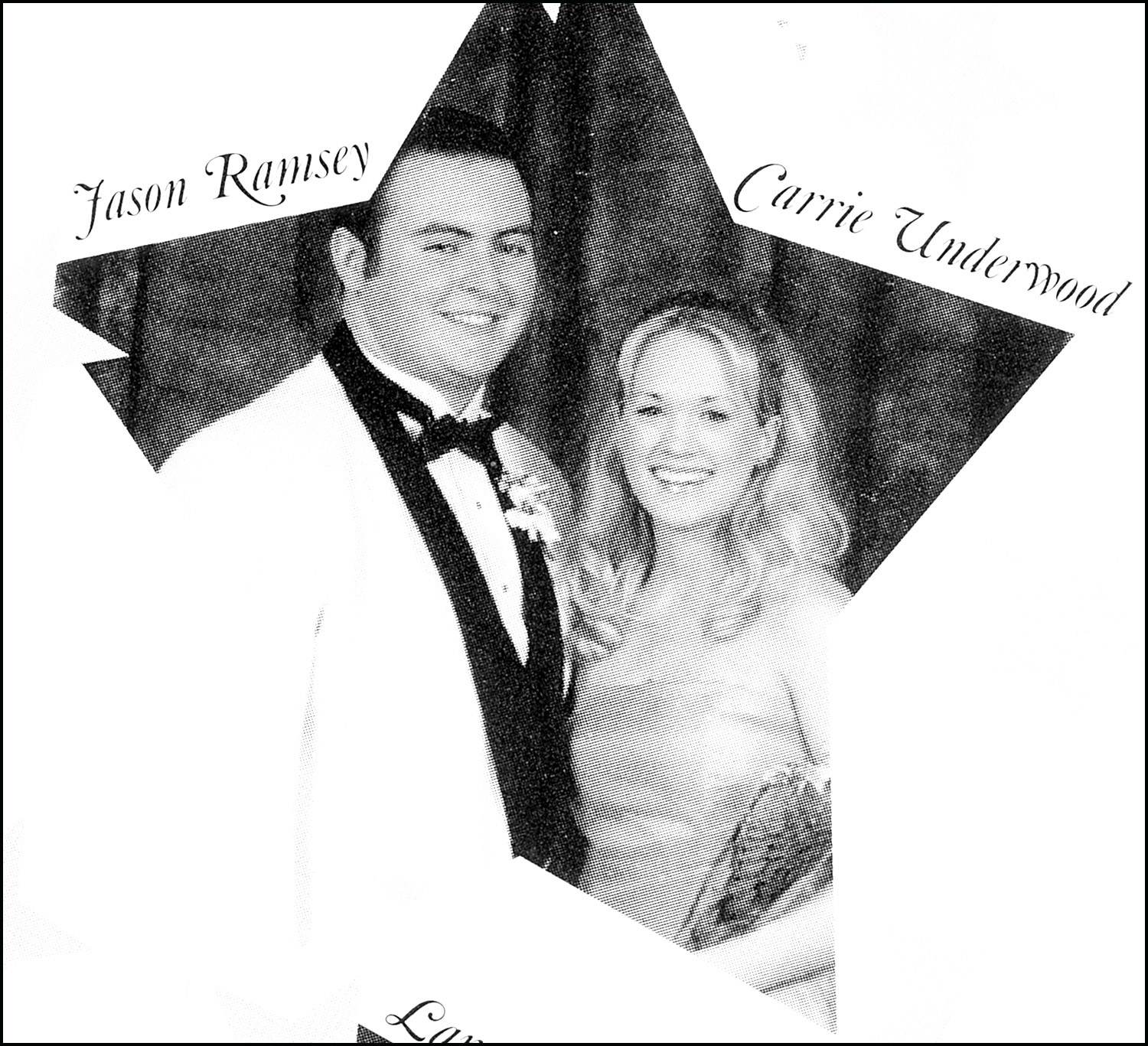 "The country music superstar was still an ""All-American Girl"" in 2001 at the Checotah High School prom in Oklahoma."