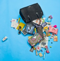 What's in Bella Thorne's bag.