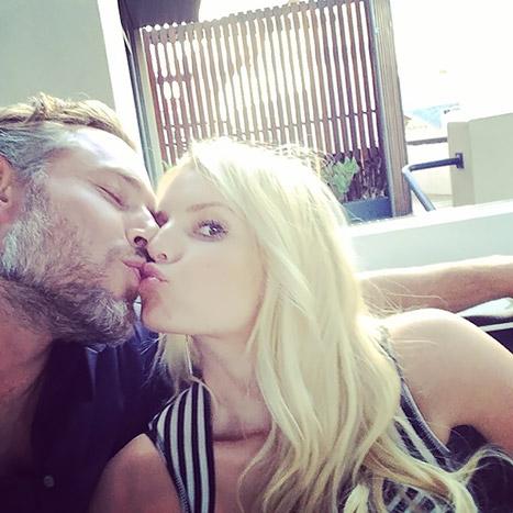 jessica simpson kiss 2