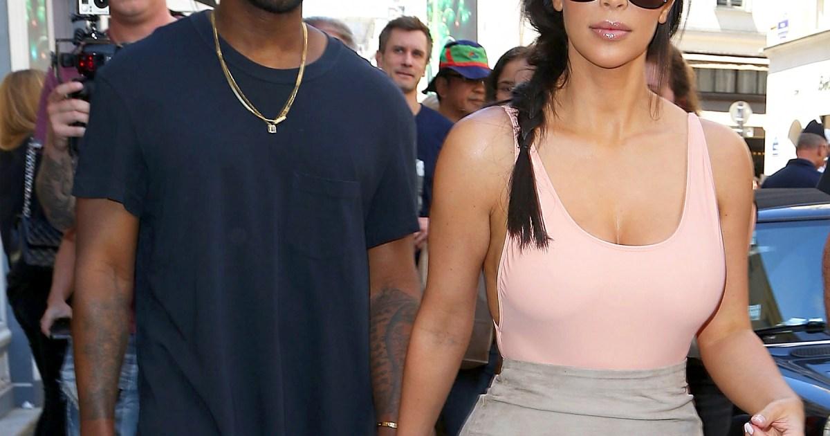 Kim Kardashian Wedding Gift: Kim Kardashian, Kanye West's Wedding: 13 Largely