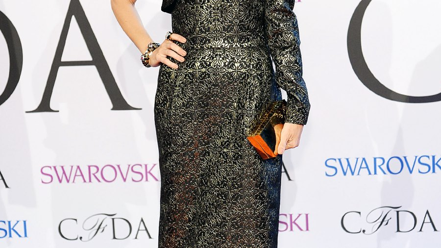 Rachel Zoe attends the 2014 CFDA Fashion Awards