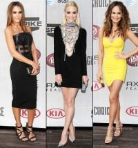 Jessica Alba, Jaime King and Chrissy Teigen at the 2014 Spike TV Award