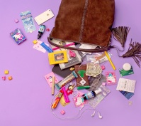 What's In Sarah McLachlan's Bag.