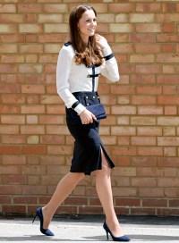 Kate Middleton visits Bletchley Park on June 18, 2014