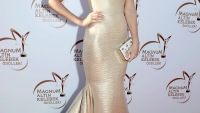 Jessica Alba at the Magnum Golden Butterfly Awards at Zorlu Center