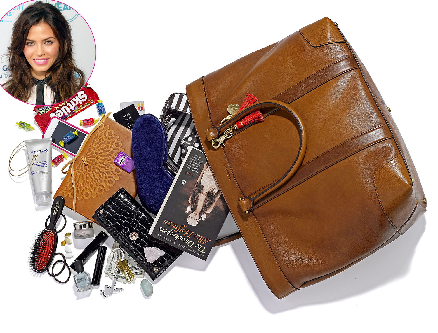Celebs Tell Us  What s In My Bag  - Us Weekly a847920213768