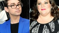 Christian Siriano and Melissa Mccarthy