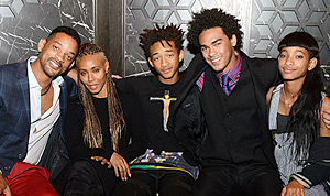 Will Smith and Jada Pinkett Smith's Most Hilarious Family Moments: Life With Willow, Jaden and Trey.jpg