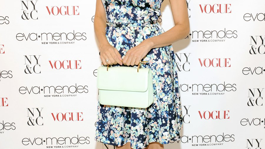 Eva Mendes at the Eva Mendes For New York & Company Spring Launch
