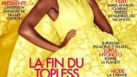 Lupita Nyong'o on the cover of ELLE France