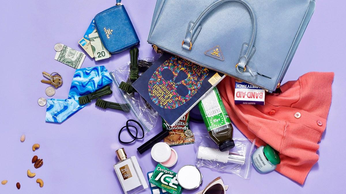 10a1940c4ea6 Famke Janssen: What's In My Bag?