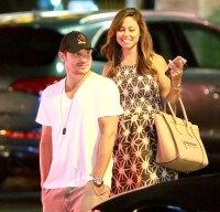 Vanessa and Nick Lachey