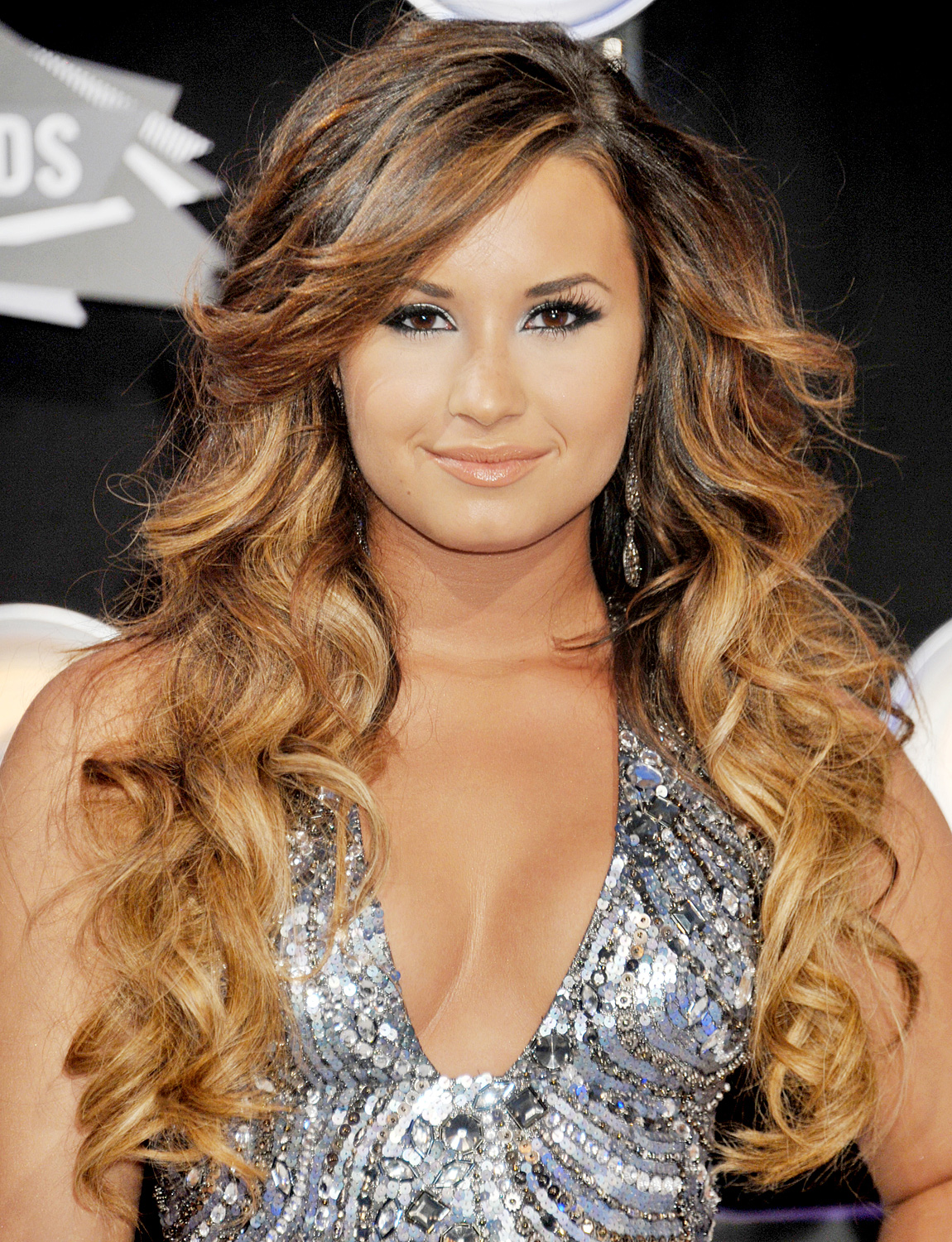 Demi Lovatos Ever Changing Hair Color Us Weekly