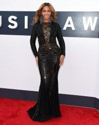 Beyonce at the VMAs