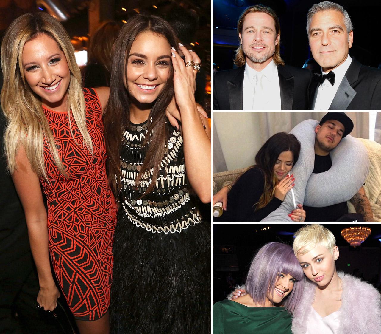 Celebrity BFFs Through the Years Photos