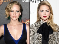 Jennifer Lawrence and Kate Upton were hit by the nude photo scandal.