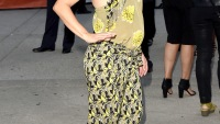 """Kristen Bell at """"The Judge"""" premiere during the Toronto Film Festival"""