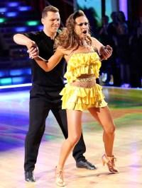 Karina Smirnoff on Dancing with the Stars