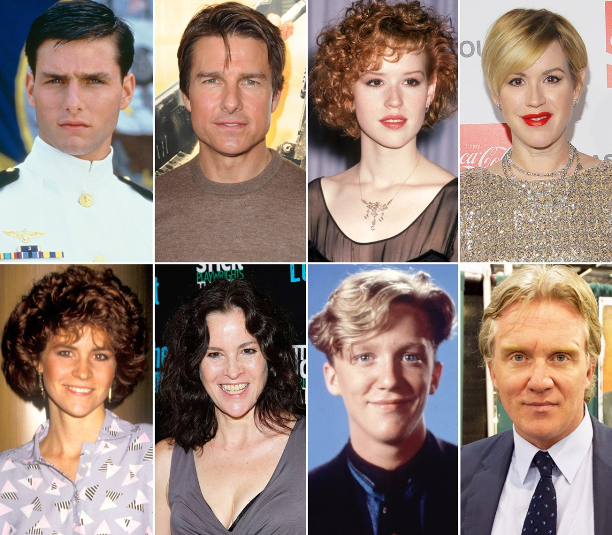 80s Stars Then And Now Us Weekly