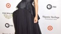Zoe Saldana at the 2014 Hispanic Heritage Awards on Sept. 18