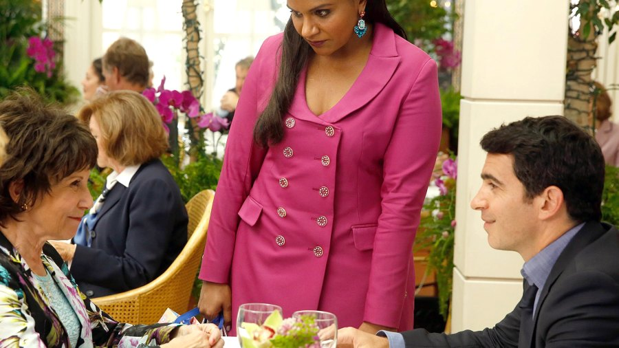 """Mindy Kaling in the """"Annette Castellano Is My Nemesis"""" episode"""