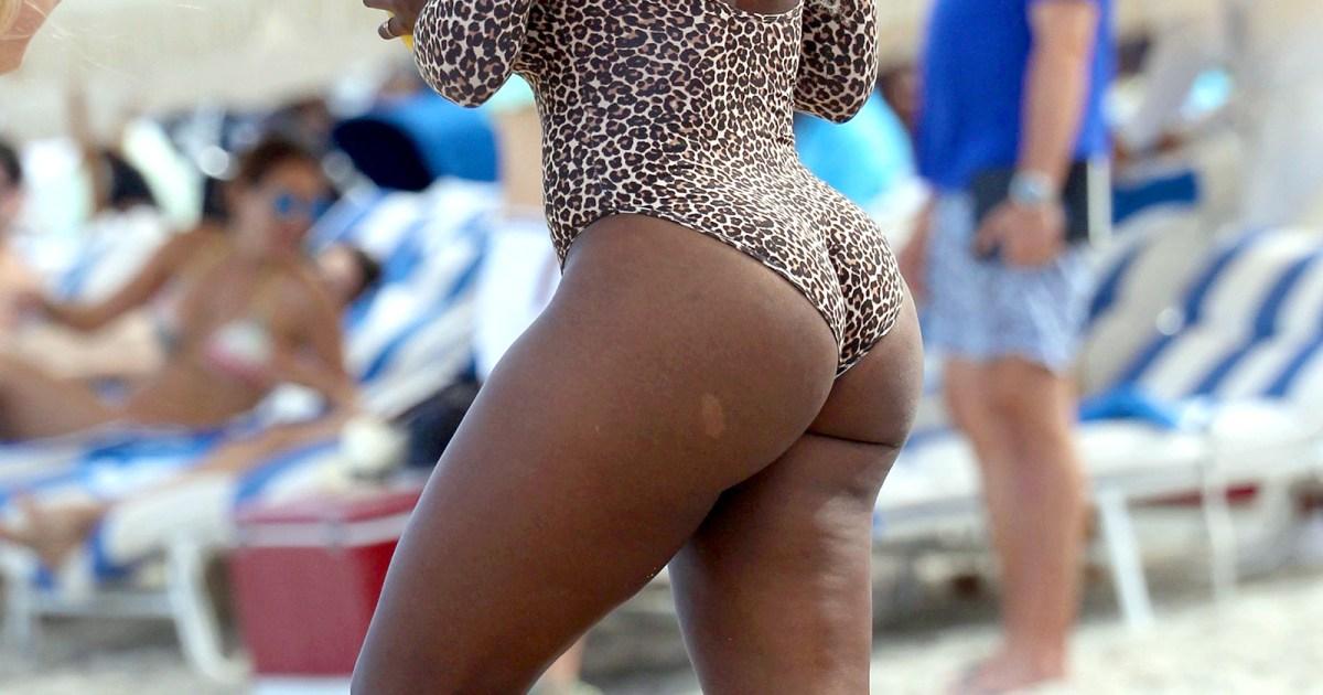 Black celebrity serena williams 2 9