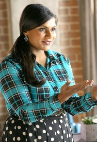 "Mindy Kaling in ""Crimes & Misdemeanors & Ex-BF's"""