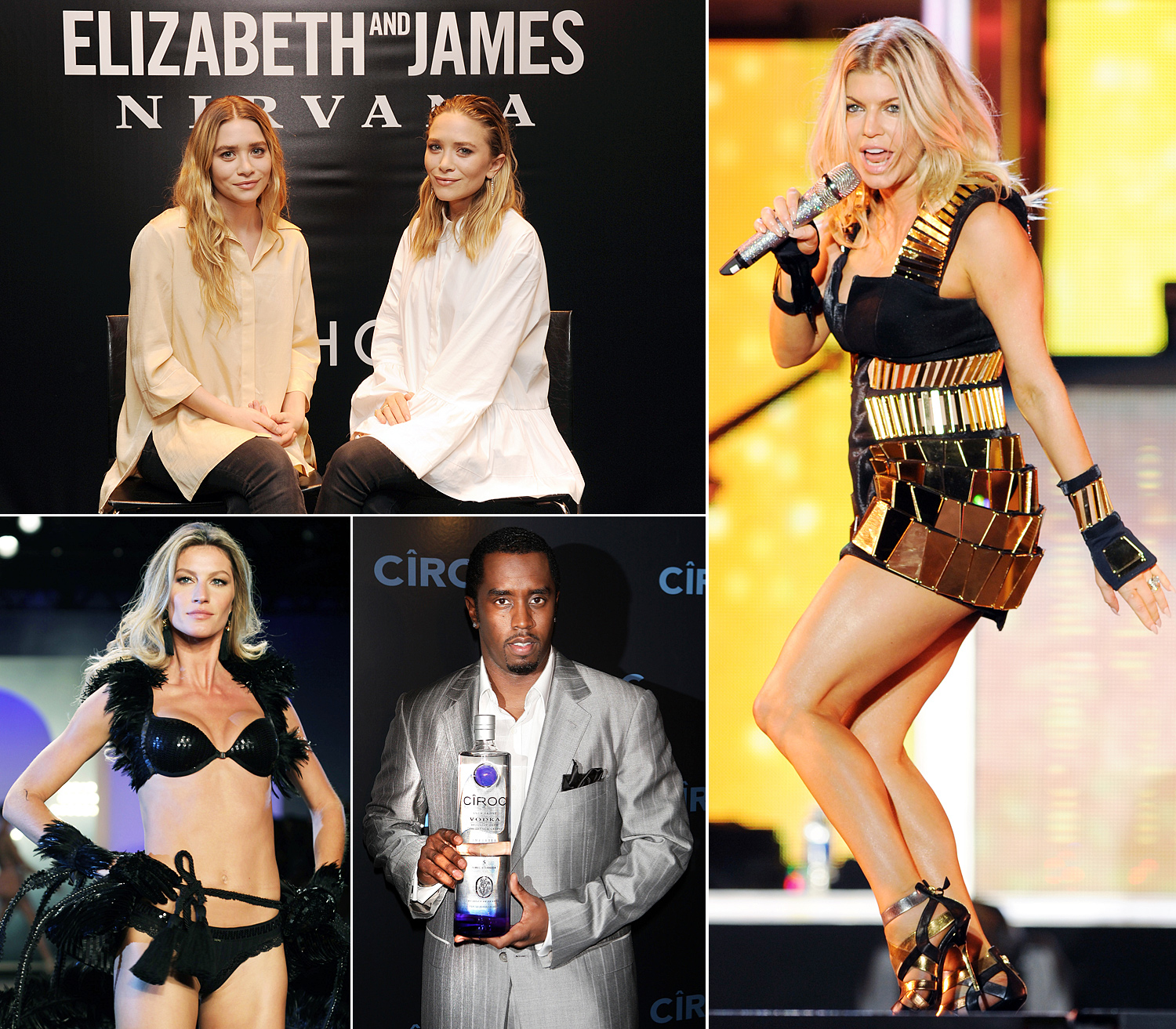 Who's the boss? From models and TV personalities to movie stars and talk show hosts, many celebrities have branched out from the medium that made them famous and started their own successful companies.