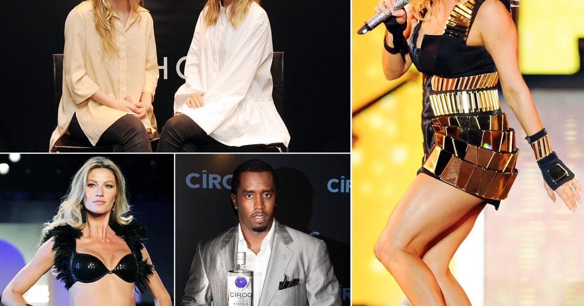 Celeb CEOs: Stars Who Run Their Own Businesses