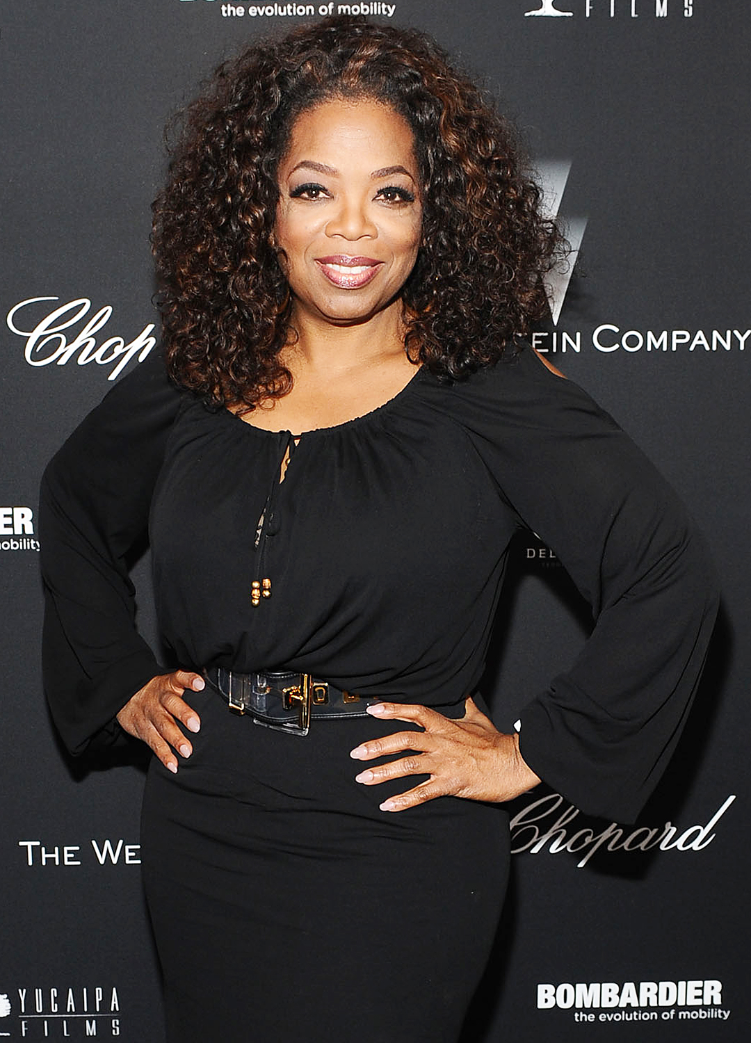 The media mogul founded Harpo Productions, Inc. in 1986, and went on to create her own television network, OWN. According to Forbes , Winfrey's net worth is $3 billion, making her the first African-American woman billionaire.