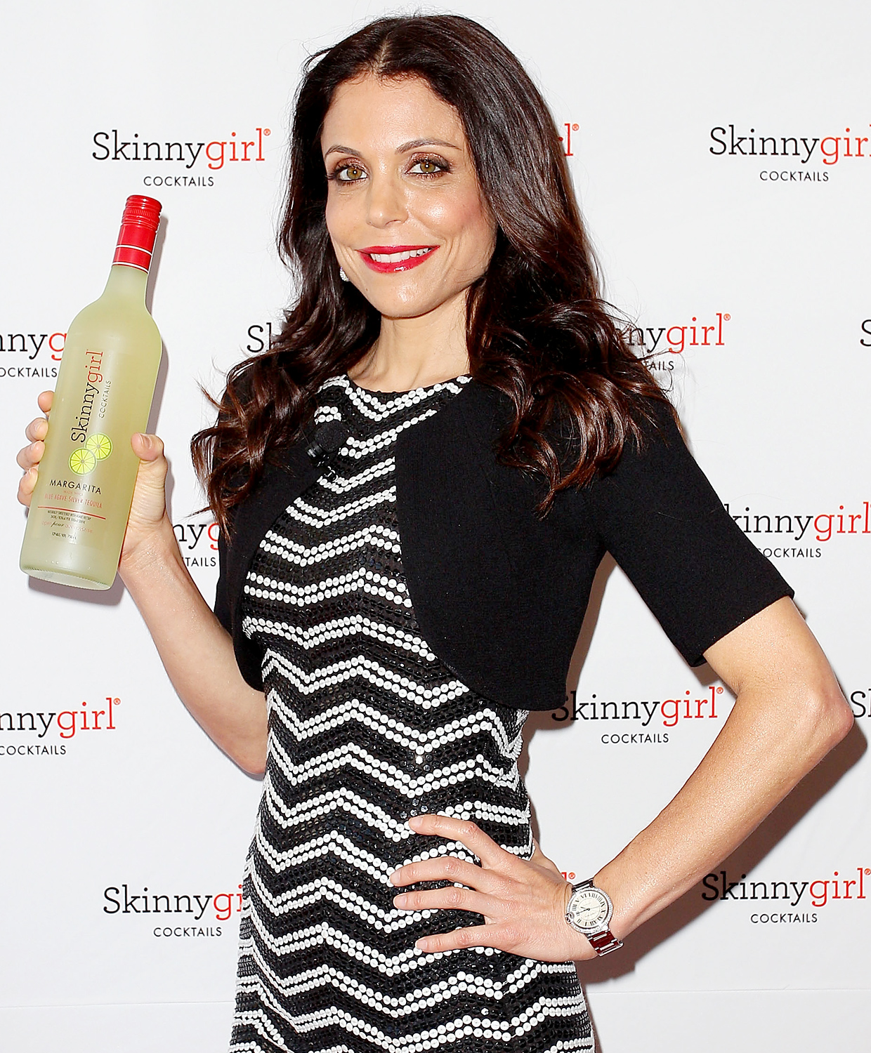 Skinny Girl to the top! The Apprentice alum created the Skinnygirl cocktail company in 2011, following her successful Skinnygirl books, which were released in 2009.