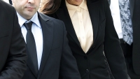 Joe Giudice arrives for his sentencing hearing on October 2, 2014