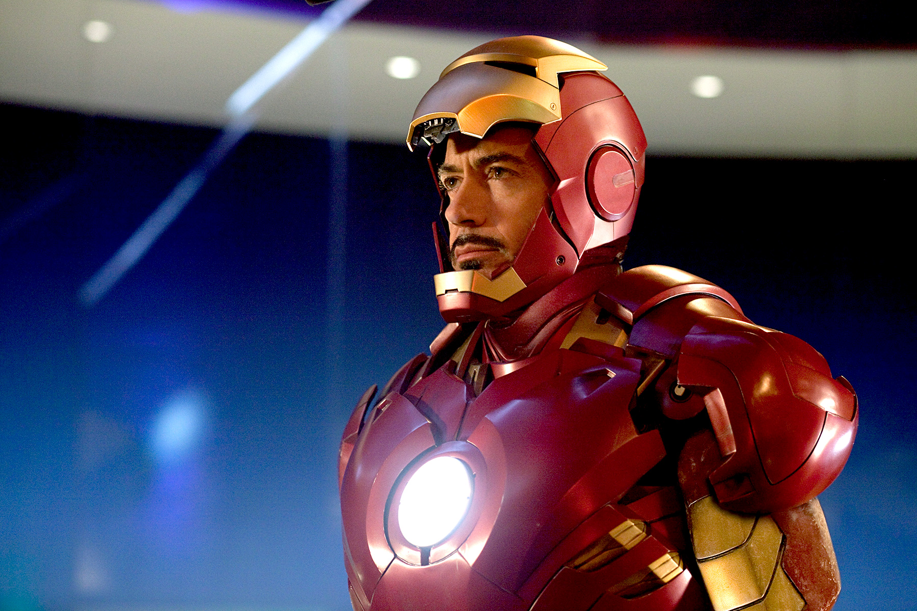 The Oscar-nominated star has starred in multiple blockbusters as Tony Stark/Iron Man. He led three Iron Man movies as the hero, also appearing in The Avengers series.