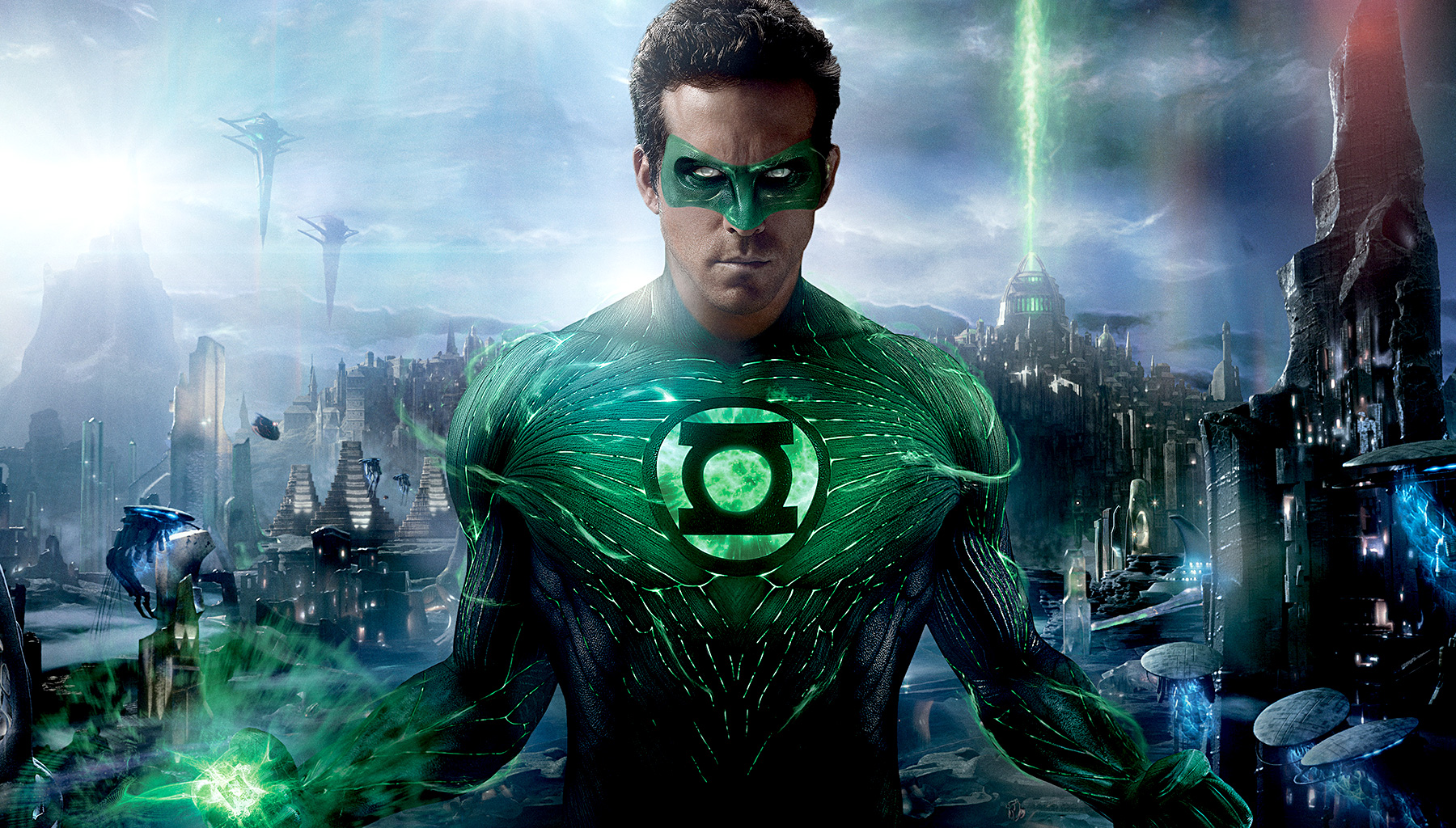 In brightest day, in blackest night...