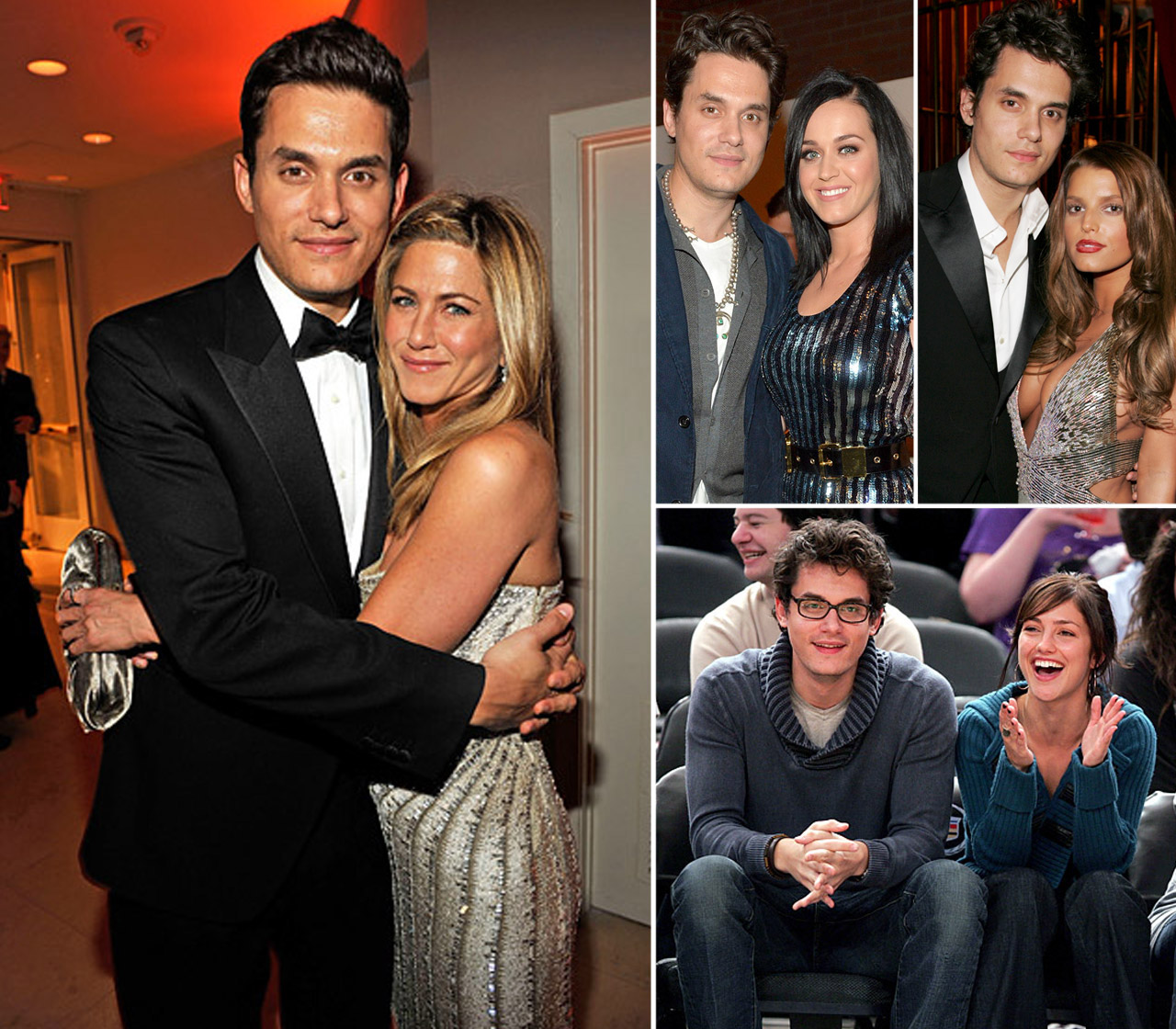 How is john mayer dating