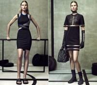 Alexander Wang x H&M look book