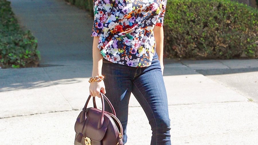 Reese Witherspoon is seen on October 16, 2014 in Los Angeles.