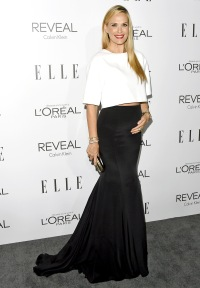 Molly Sims at ELLE's 21st Annual Women in Hollywood Celebration