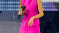 "Selena Gomez hosts ""We Day Vancouver"" at Rogers Arena on Oct. 22, 2014"