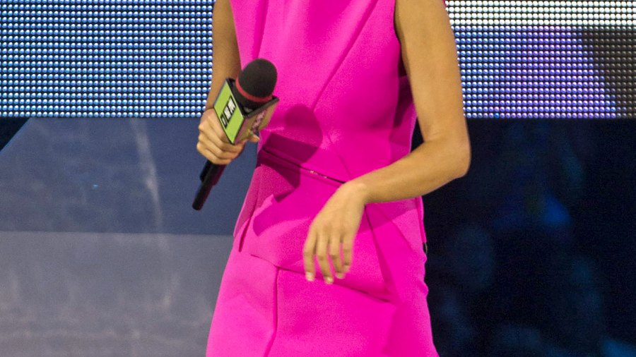 """Selena Gomez hosts """"We Day Vancouver"""" at Rogers Arena on Oct. 22, 2014"""