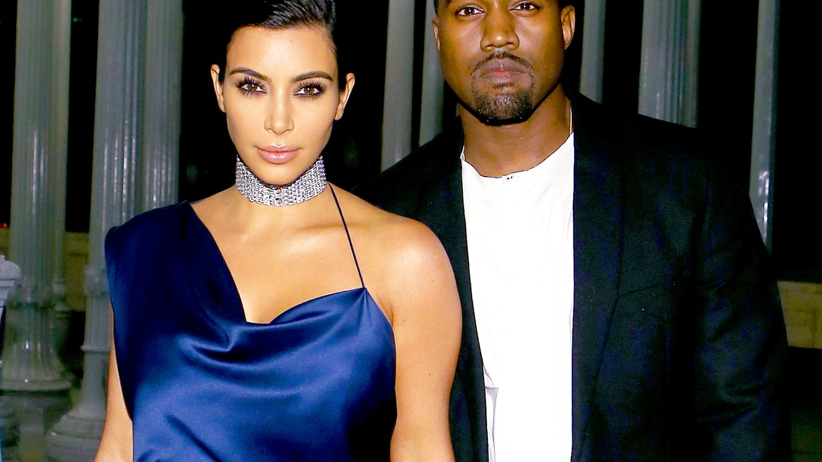 Kanye West Shares Naked Photos of Kim Kardashian, Gushes