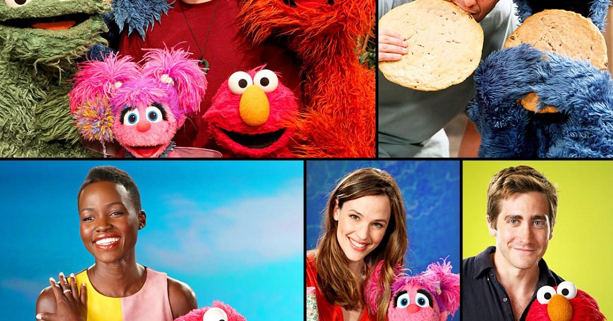 Anti Vaxxers Convinced Sesame Street >> Celebrities Who Ve Visited Sesame Street