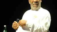 Bill Cosby was back on stage last night amid continued sexual abuse al